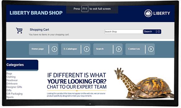Liberty Online Store